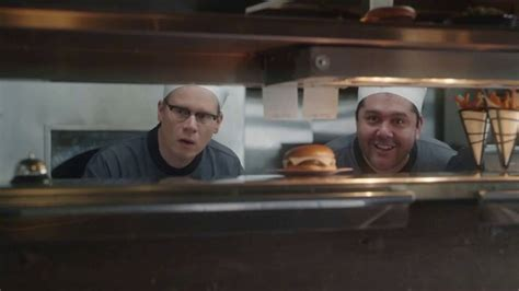 allstate tv commercial burger joint featuring dennis