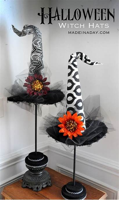 Halloween Witch Hats Diy Witches Decoration Prop