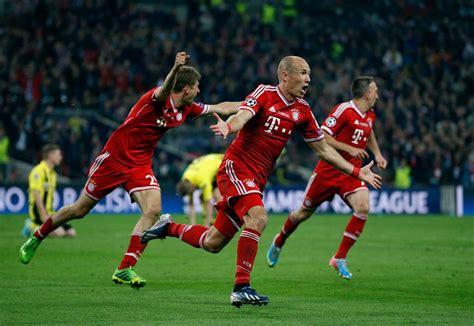 Sobald eine terminauswahl möglich ist, werden sie verständigt. Bayern Munich Edges Borussia Dortmund in Champions League ...