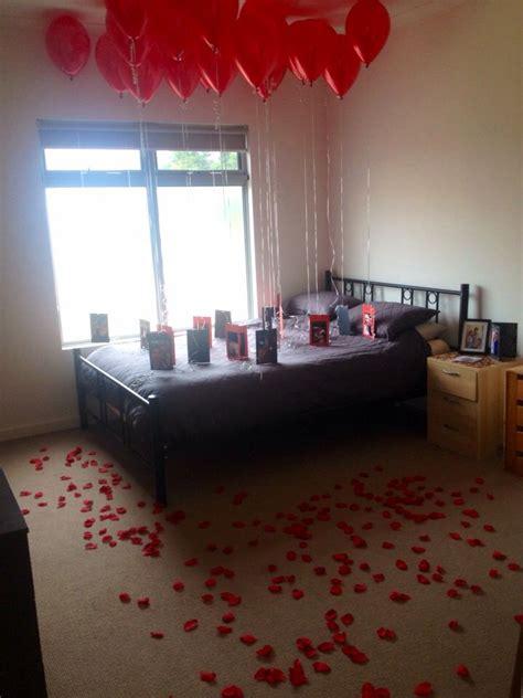 year anniversary surprise   boyfriend