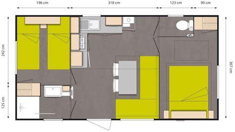 surface minimum d une chambre mobil home neuf ohara 734 2 chambres vente mobil home neuf