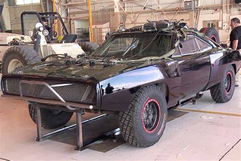 Furious 7 Off-road Dodge Charger