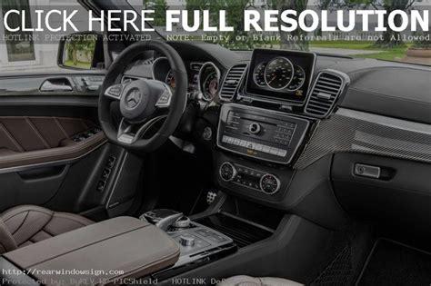 mercedes gls release date interior redesign prices