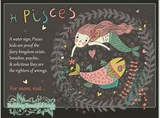 Pisces Child Pisces Girl & Boy Traits & Personality