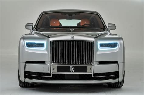 rolls royce phantom 2018 rolls royce phantom viii revealed as flagship model