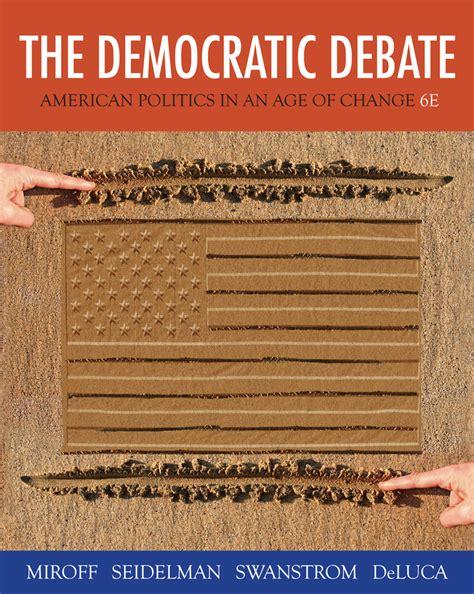 Debating Democracy  9780495913474 Cengage
