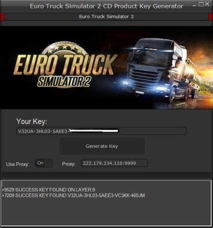 euro truck simulator  cd product key crack serial