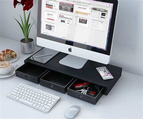 Work Desk by 10 Cool Office Gadgets To Increase Your Productivity At Work