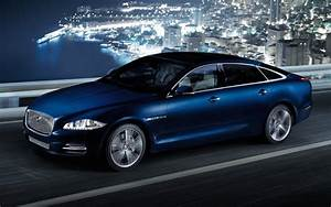 11 Jaguar XJ HD Wallpapers Background Images Wallpaper