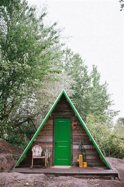 Small A Frame House by Uo Journal How To Build An A Frame Cabin Designed