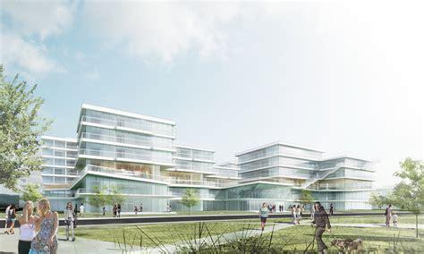 Lycs Architecture To Design Ceig Research Center In Shenzhen