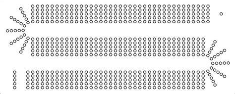 cribbage board holes coreldraw  coreldraw graphics