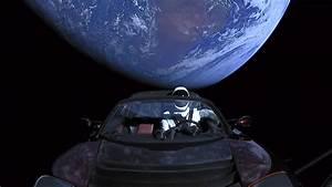 Tesla En Orbite : d collage de la falcon heavy mise en orbite d 39 une tesla ~ Melissatoandfro.com Idées de Décoration