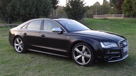 Audi S8 Review by 2013 Audi S8 Drive Review