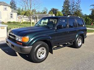 1994 Toyota Land Cruiser For Sale By Private Owner In Los