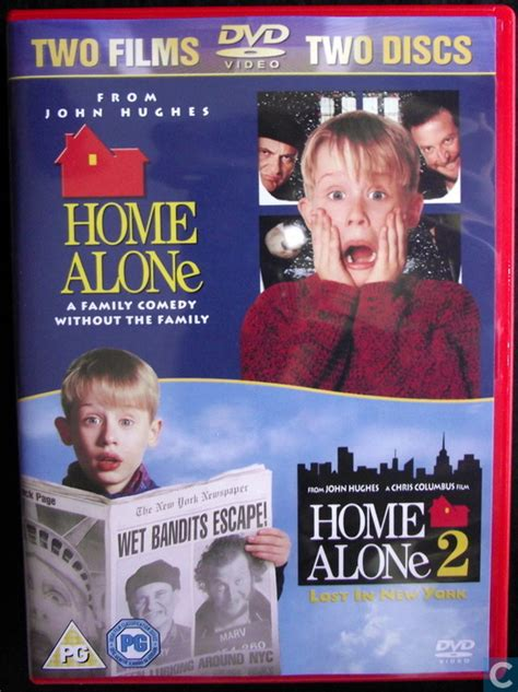 Home Alonehome Alone 2  Dvd Catawiki