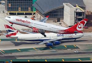 Air berlin los angeles