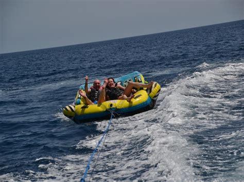 Banana Boat Excursion by Banana Boat Or Bumper Ride Excursion