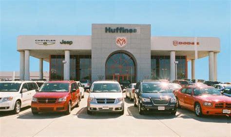 huffines chrysler jeep dodge ram plano car dealership