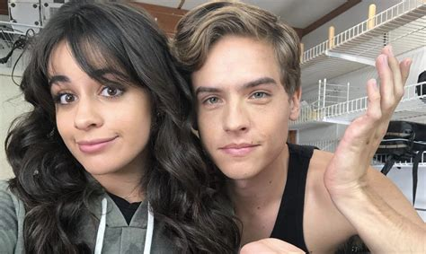 Camila Cabello Dylan Sprouse Are Working Secret