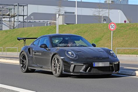 new porsche 911 gt3 rs new porsche 911 gt3 rs spied with 911 r diffuser may get