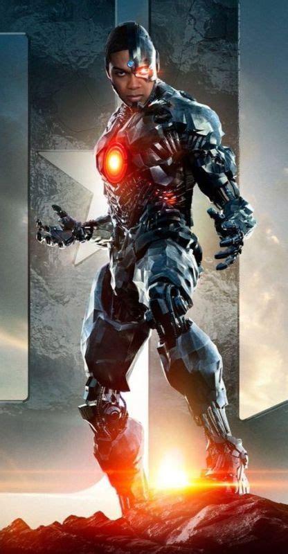 Cyborg Character Profile