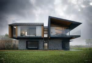 Award Winning Modern Homes Inspiration by Hyde Hyde Architects 187 Silver House