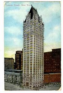new york architecture images liberty tower