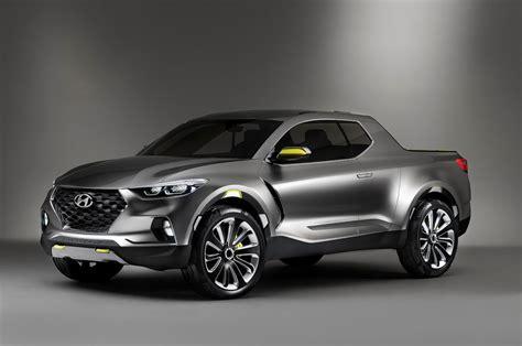 2019 Hyundai Santa Cruz Pickup Almost Ready