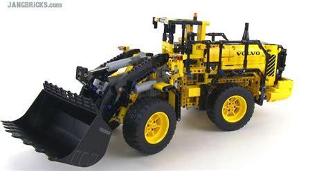 lego technic 42030 lego technic volvo l350f wheel loader 42030 review