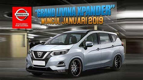 Nissan Livina 2019 by Jadi Juga All New Grand Livina 2019 Lavender