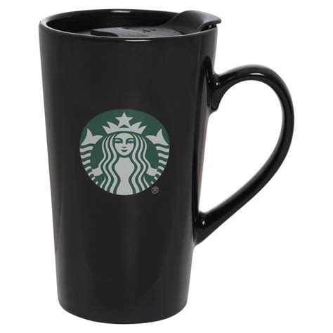 Find best value and selection for your coffee mug starbucks cup canada you here collection 2015 new boxed 14 oz red search on ebay. Starbucks Ceramic 14 Oz. Black Latte Mug - Walmart.com - Walmart.com