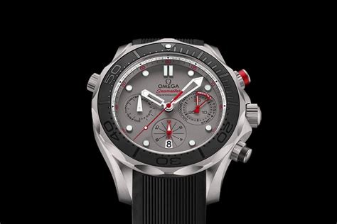 Introducing The Omega Seamaster Diver 300m Etnz For The