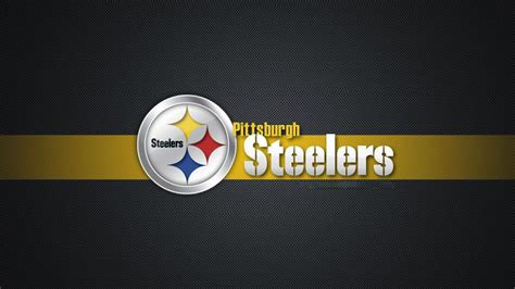 Pittsburgh Steelers Desktop Background Pittsburgh Steelers Logo Wallpaper Hd Pixelstalk Net