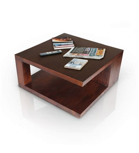 media cabinets modern basil square center table by mudramark
