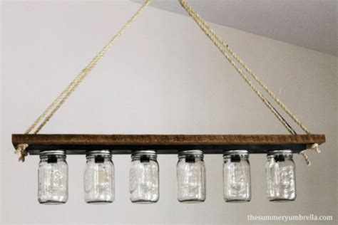 5 Ways To Make A Light From A Mason Jar