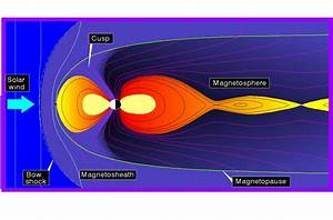 Image Explores Earth U0026 39 S Magnetic Field