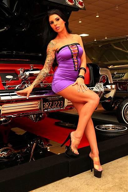 Models Darling Danika Lowrider