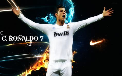 Top Sports Players: Cristiano Ronaldo Wallpapers - C ...