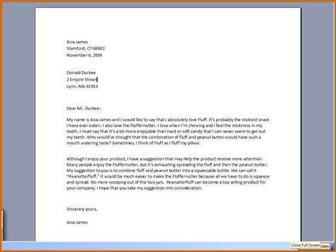14 how to write a letter lease template