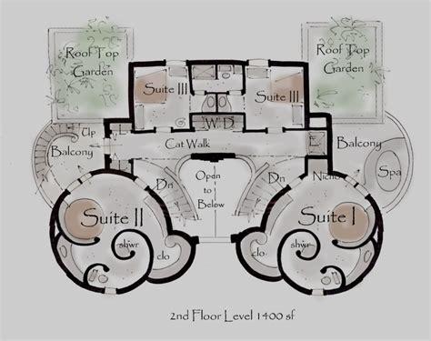 Earthship House Floor Plans