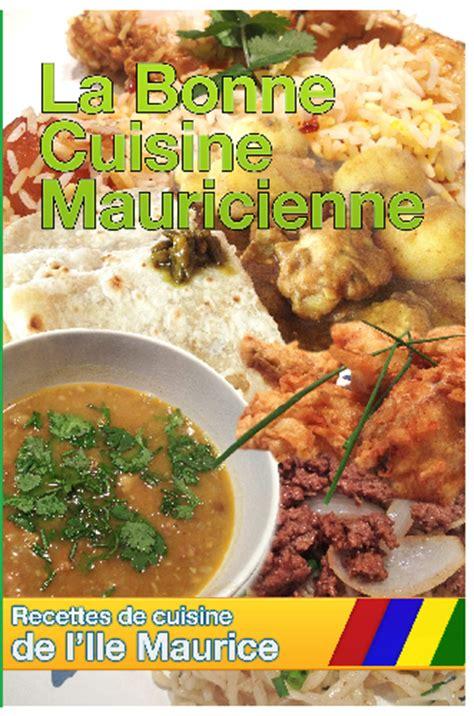 cuisine de l ile maurice de recette ile maurice cooking livres blurb