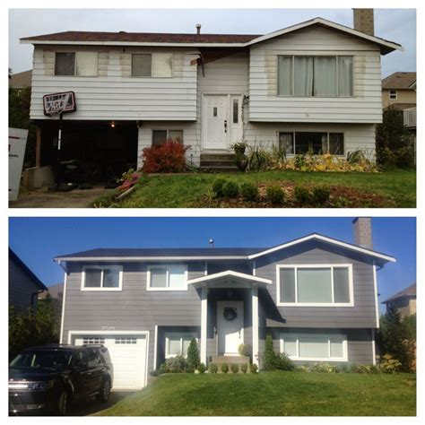 fresh split level house renovation the friesen five family 31 days to a complete home