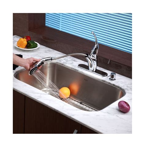 Kraus Sinks Kitchen Sink by Kraus Sinks And Faucets At Faucet