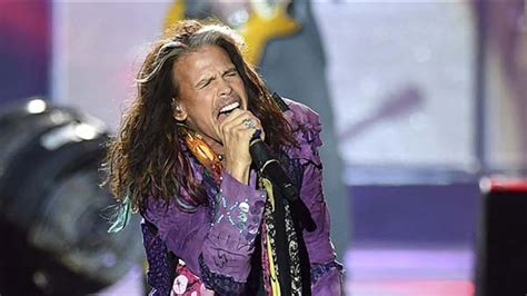 Aerosmith Steven Tyler Tells Trump Stop Playing Band