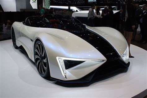 Top 10 Fastest Electric Cars In World (2018