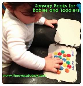Baby and Toddler Sensory Books