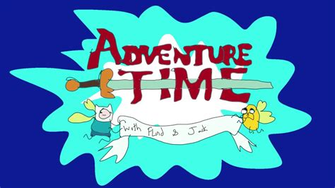 Adventure Time Theme Song (homemade) In Reverse