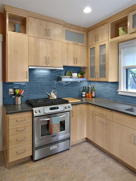 25 best ideas about birch cabinets on maple