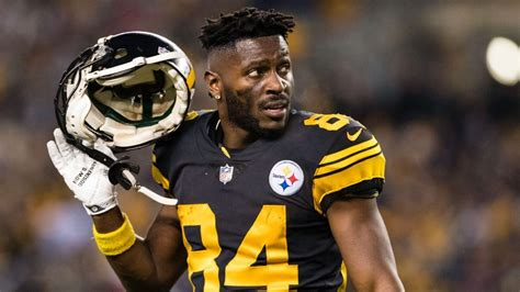 Steelers trocam Antonio Brown para os Raiders por escolhas ...